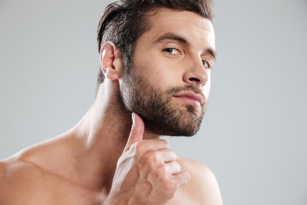 植鬍後遺症